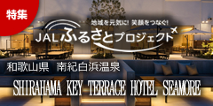 �VJAPAN PROJECT SHIRAHAMA KEY TERRACE HOTEL SEAMORE